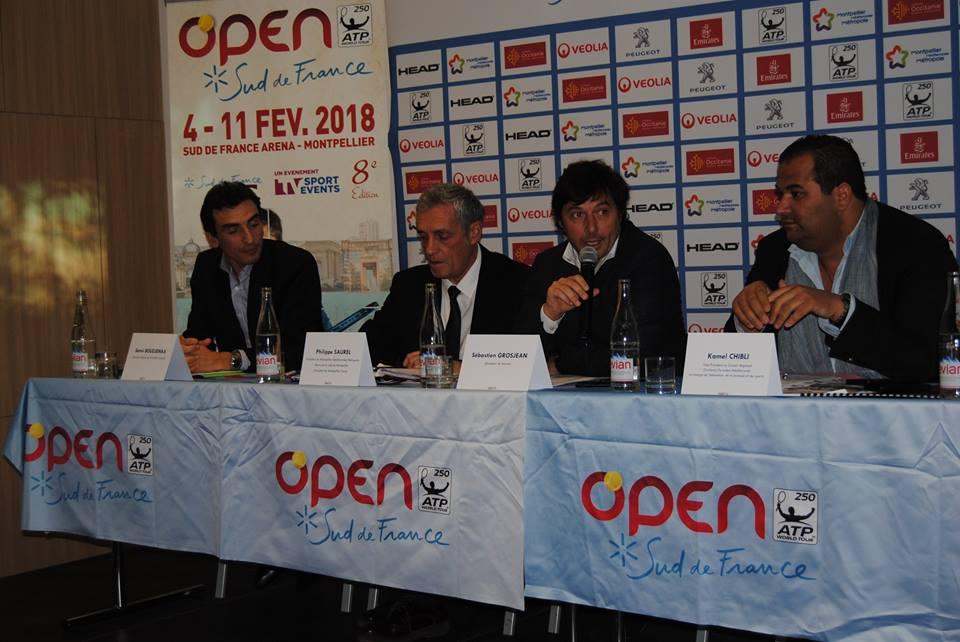 Open Sud de France deTennis