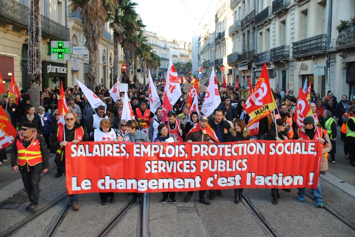 Manifestation vendredi 14 décembre2018