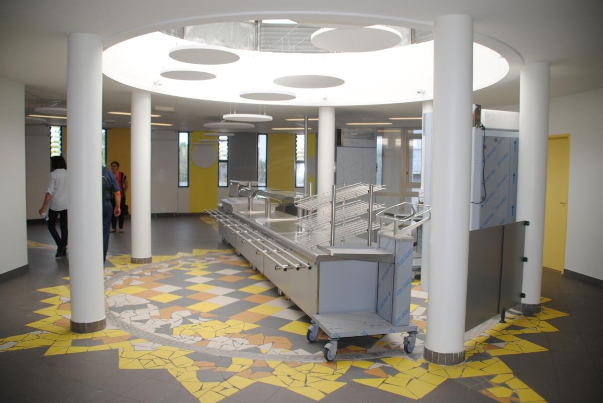 Ecoles de Montpellier : Création et  Rénovation des restaurantsscolaires