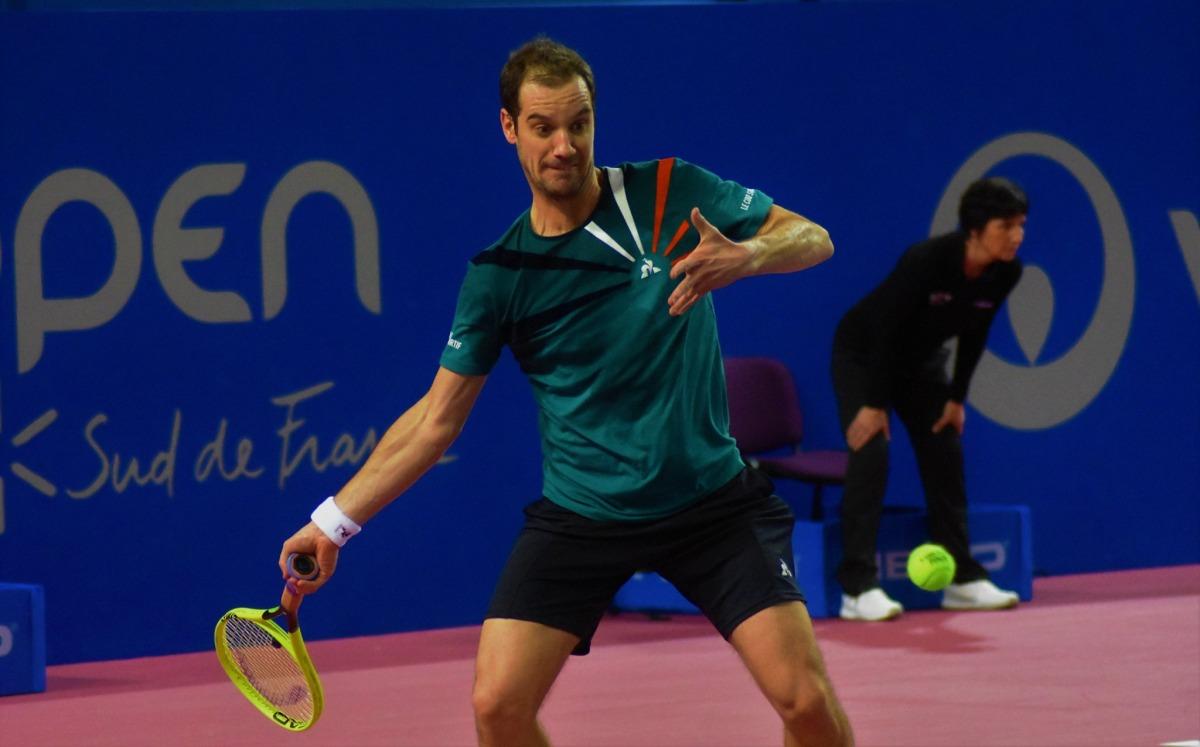 Open sud de France de Tennis : Programme du vendredi 7février