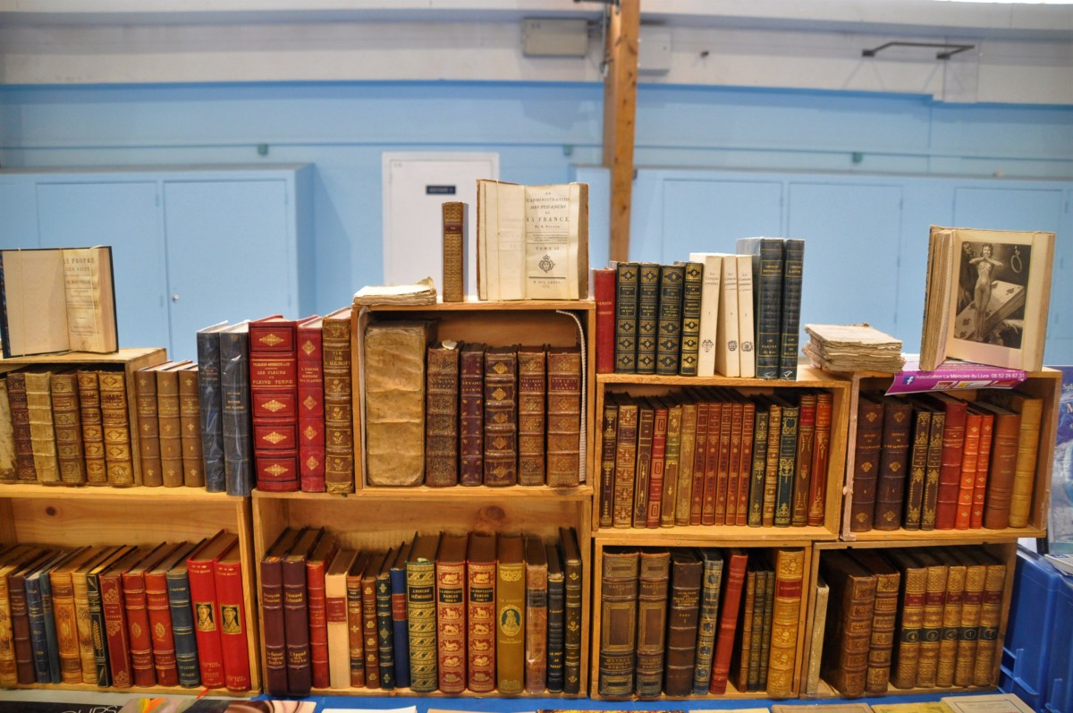Saint-Gely-du-Fesc : Salon du livre ancien etmoderne