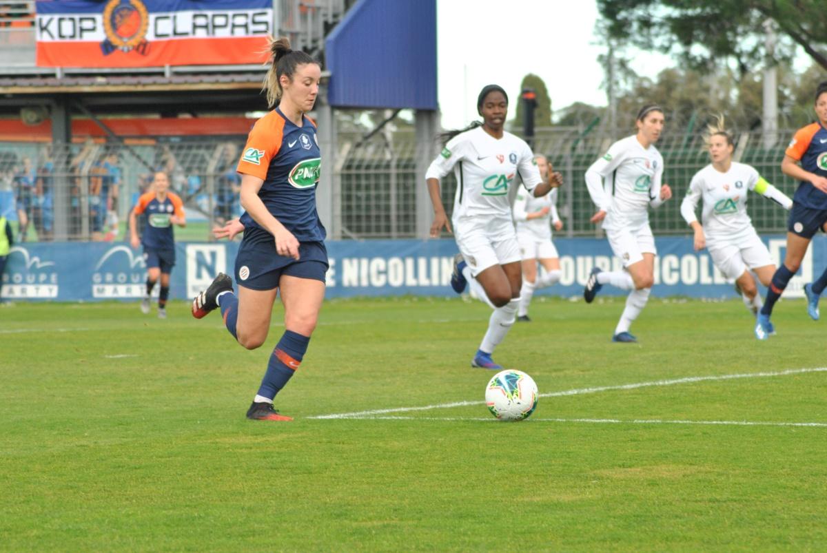 Retour en images Coupe de France Féminine : MHSC – FCMETZ